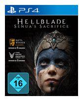 Hellblade: Senua's Sacrifice (PlayStation 4) für 29,99 Euro