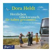 Herzlichen Glückwunsch, Sie haben gewonnen! (CD(s)) für 10,99 Euro