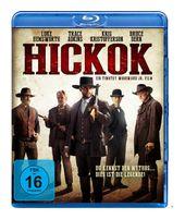 Hickok (BLU-RAY) für 14,99 Euro