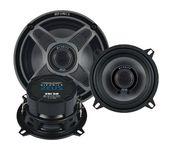 Hifonics ZSI-62 Auto-Lautsprecher 2-Wege Koaxial-System 16,5cm 90/180W für 88,99 Euro