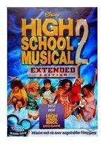 High School Musical 2 Extended Version (DVD) für 8,99 Euro