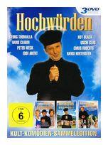 Hochwürden - Kult-Komödien-Sammeledition DVD-Box (DVD) für 9,99 Euro