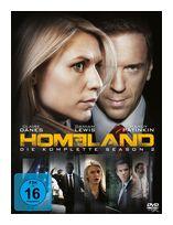 Homeland - Season 2 DVD-Box (DVD) für 14,99 Euro