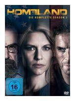 Homeland - Season 3 DVD-Box (DVD) für 14,99 Euro