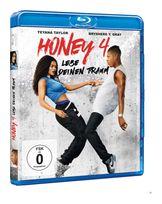 Honey 4 - Lebe deinen Traum (BLU-RAY) für 13,99 Euro