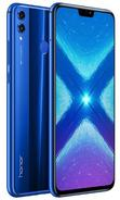Honor 8X Smartphone 16,5cm/6,5'' 20+2MP 128GB 3in1 SIM-Kartenfach für 279,00 Euro