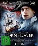 Hornblower - Die komplette Serie Bluray Box (BLU-RAY) für 79,99 Euro