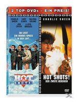 Hot Shots! 1+2 (DVD) für 12,99 Euro