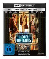 Hotel Artemis (4K Ultra HD BLU-RAY + BLU-RAY) für 29,99 Euro