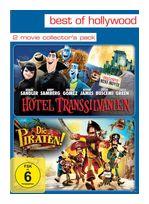 Hotel Transsilvanien , Die Piraten - Ein Haufen merkwürdiger Typen - 2 Disc DVD (DVD) für 7,99 Euro