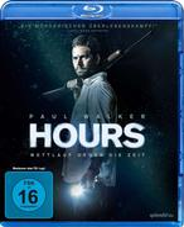 Hours - Wettlauf gegen die Zeit (BLU-RAY) für 9,99 Euro