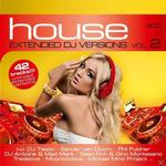 House: Extended DJ Versions Vol.2 (VARIOUS) für 8,99 Euro