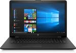 HP 17-BS557NG Notebook i5-7200U 8GB 128GB+1TB Intel HD Graphics 17,3'' HD+ für 599,00 Euro