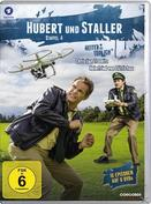 Hubert und Staller - Staffel 4 (DVD) für 14,99 Euro