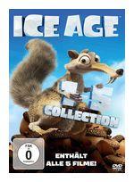 Ice Age 1-5 DVD-Box (DVD) für 24,99 Euro
