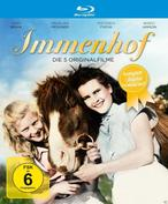 Immenhof - Die 5 Originalfilme - 2 Disc Bluray (BLU-RAY) für 24,99 Euro
