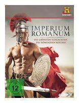 Imperium Romanum - Die größten Schlachten des Römischen Reiches (DVD) für 29,99 Euro