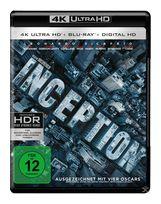 Inception Ultimate Collector's Edition (4K Ultra HD BLU-RAY + BLU-RAY) für 25,99 Euro