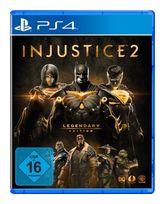 Injustice 2 - Legendary Edition (PlayStation 4) für 54,99 Euro