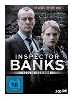 Inspector Banks - Die komplette erste Staffel (DVD) für 9,99 Euro