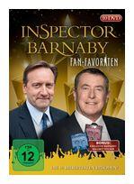 Inspector Barnaby - Fan-Favoriten DVD-Box (DVD) für 14,99 Euro