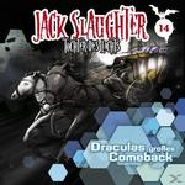 Jack Slaughter 14: Draculas großes Comeback (CD(s)) für 7,99 Euro