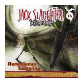 Jack Slaughter 16: Asmodianas Todesring (CD(s)) für 7,99 Euro