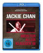 Jackie Chan - Meister aller Klassen 3 - Dragon Edition Dragon Edition (BLU-RAY) für 7,99 Euro