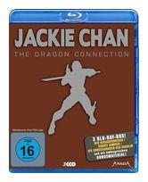 Jackie Chan - The Dragon Connection (Der Herausforderer, Karate Bomber, Die Unbesiegbaren der Shaolin) Bluray Box (BLU-RAY) für 14,99 Euro