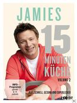 Jamies-15-Minuten-Küche - Volume 2 (DVD) für 9,99 Euro