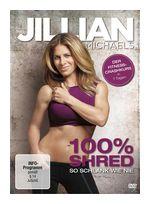 Jillian Michaels - 100% Shred: So schlank wie nie (DVD) für 9,99 Euro