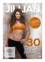Jillian Michaels - 30 Tage Ripped (DVD) für 12,99 Euro