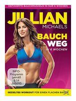 Jillian Michaels - Bauch weg in 6 Wochen (DVD) für 9,99 Euro