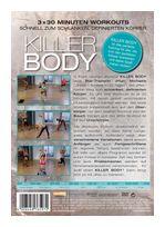 Jillian Michaels - Killer Body (DVD) für 12,99 Euro