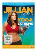 Jillian Michaels - Yoga Extreme (DVD) für 12,99 Euro