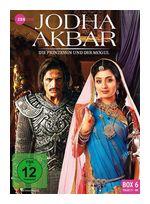 Jodha Akbar - Die Prinzessin und der Mogul - Box 6 (Folge 71-84) DVD-Box (DVD) für 14,99 Euro
