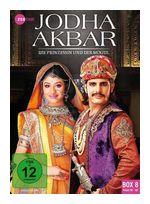 Jodha Akbar - Die Prinzessin und der Mogul (Box 8, Folge 99-112) (DVD) für 14,99 Euro