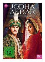 Jodha Akbar - Die Prinzessin und der Mogul (Box 9, Folge 113-126) (DVD) für 14,99 Euro