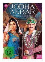 Jodha Akbar - Die Prinzessin und der Mogul (Box 10) (Folge 127-140) DVD-Box (DVD) für 15,99 Euro