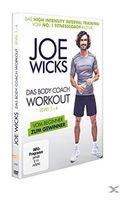 Joe Wicks - Das Body Coach Workout - Level 1-4 (DVD) für 12,99 Euro