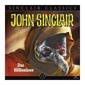 John Sinclair Classics (12): Das Höllenheer  (CD(s)) für 6,99 Euro