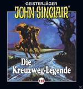 John Sinclair:  Die Kreuzweg-Legende (118) (CD(s)) für 6,99 Euro