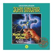 John Sinclair Tonstudio Braun 63: Macht und Mythos (CD(s)) für 6,99 Euro