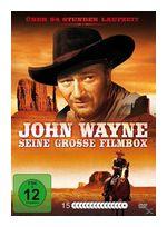 John Wayne Box DVD-Box (DVD) für 22,99 Euro