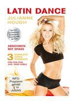 Julianne Hough - Latin Dance (DVD) für 9,99 Euro