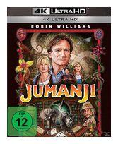 Jumanji - Collector's Edition (4K Ultra HD BLU-RAY) für 31,99 Euro