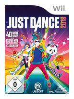 Just Dance 2018 (Nintendo WII) für 29,99 Euro