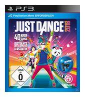 Just Dance 2018 (Playstation3) für 19,99 Euro