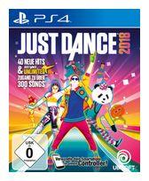 Just Dance 2018 (PlayStation 4) für 39,99 Euro