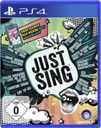 Just Sing (Software Pyramide) (PlayStation 4) für 9,99 Euro